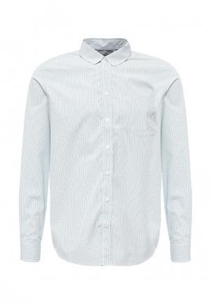 Рубашка Sela. Цвет: зеленый