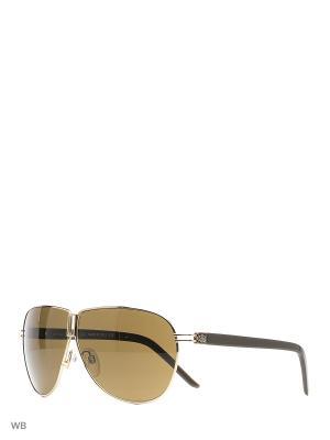 Солнцезащитные очки RR 529 04 Rock & Republic. Цвет: золотистый