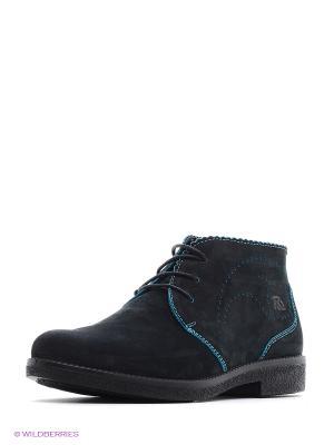 Ботинки Marko. Цвет: темно-зеленый, антрацитовый, черный