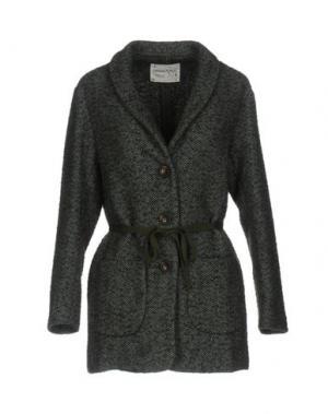 Пиджак OTTOD'AME. Цвет: темно-зеленый