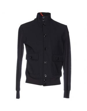 Куртка RRD. Цвет: темно-фиолетовый