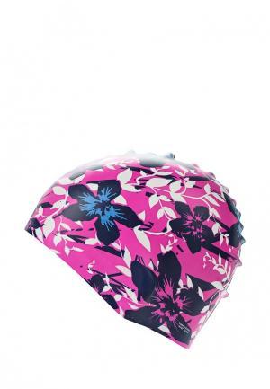Шапочка для плавания TYR. Цвет: фиолетовый