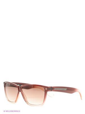 Солнцезащитные очки United Colors of Benetton. Цвет: светло-коричневый