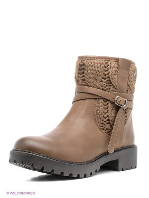 Ботинки Refresh 61114/темно-серый