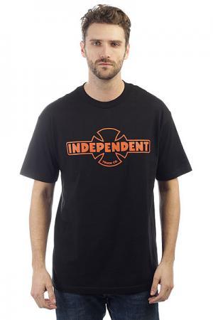 Футболка  (fa17) Og Black Independent. Цвет: черный