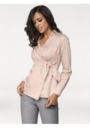 Блузка PATRIZIA DINI by Heine. Цвет: красный, розовый