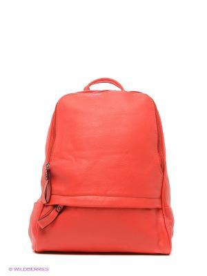 Рюкзак женский Malvinas. Цвет: красный