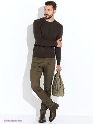 Джемпер Baon. Цвет: коричневый