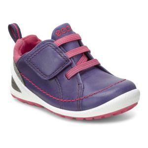 Ботинки ECCO. Цвет: фиолетовый