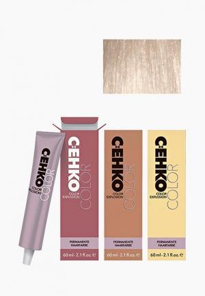Краска для волос Cehko. Цвет: бежевый