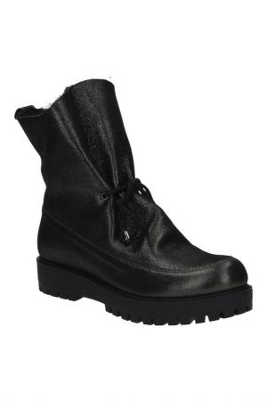 Ботинки SpringWay. Цвет: серый