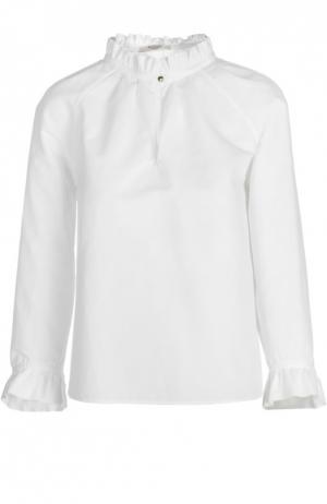 Блуза Atlantique Ascoli. Цвет: белый