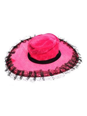 Шляпа Rio. Цвет: розовый