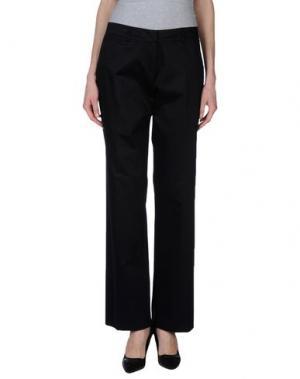 Повседневные брюки PAULIE. Цвет: черный