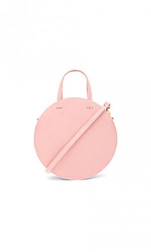 Маленькая сумка supreme alistair Clare V.. Цвет: розовый