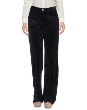 Повседневные брюки MASSIMO ALBA. Цвет: темно-фиолетовый