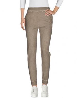Повседневные брюки ROMEO Y JULIETA. Цвет: серый