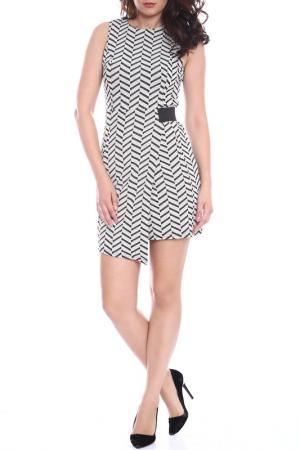 Платье Moda di Chiara. Цвет: black and white