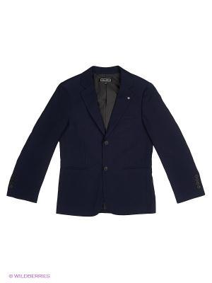Пиджак Nota Bene. Цвет: темно-синий