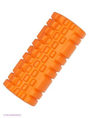 Валик для фитнеса ТУБА оранжевый BRADEX. Цвет: оранжевый