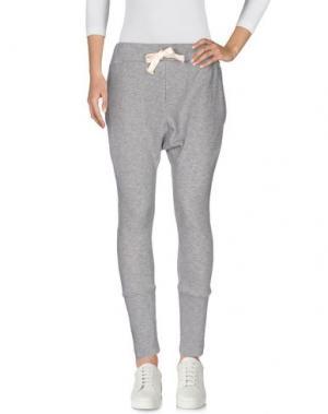 Повседневные брюки X CONCEPT. Цвет: серый