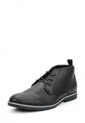 Ботинки Piazza Italia. Цвет: черный