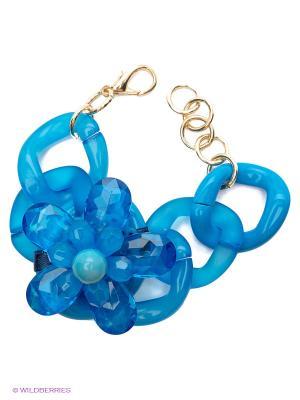 Браслет Lastoria. Цвет: голубой