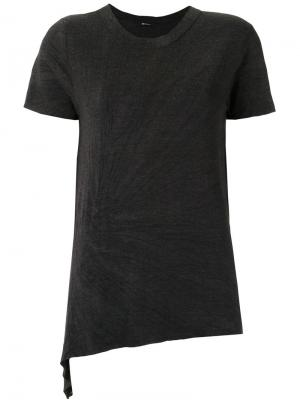 Asymmetric blouse Uma   Raquel Davidowicz. Цвет: чёрный