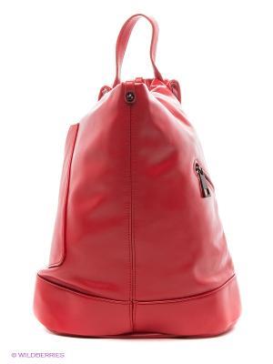 Рюкзак Ors Oro. Цвет: красный