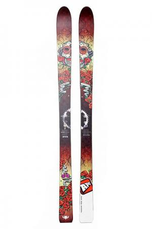 Горные лыжи  Wyatt 183 + Крепления Look Px12 Wide Neutral Multi Apo. Цвет: мультиколор