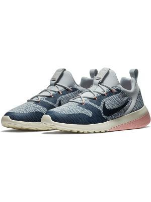 Кроссовки WMNS CK RACER Nike. Цвет: синий, серый