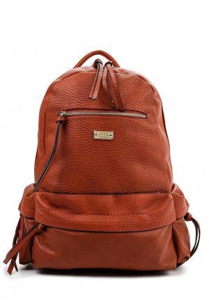 Рюкзак Roccobarocco. Цвет: оранжевый
