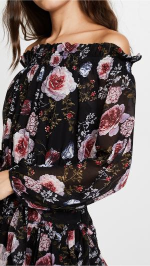 Celeste Floral Dress re:named