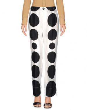 Повседневные брюки F.R.S. FOR RESTLESS SLEEPERS. Цвет: белый