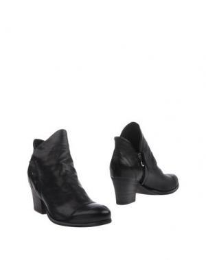 Полусапоги и высокие ботинки CHIARINI BOLOGNA. Цвет: черный