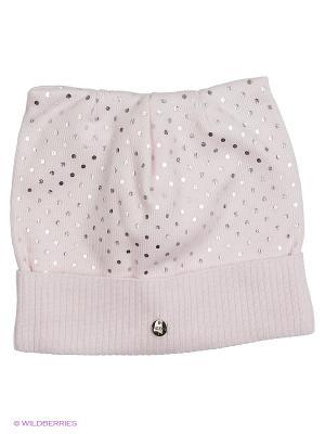 Шапка Agbo. Цвет: бледно-розовый