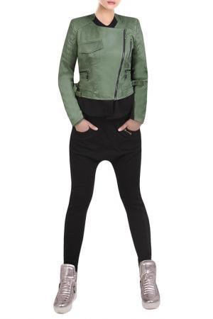 Куртка JUNONA. Цвет: green