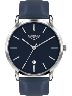 Часы 33 ELEMENT. Цвет: темно-синий, серебристый