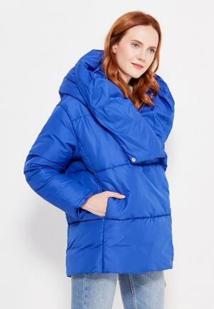 Куртка утепленная Imocean. Цвет: синий