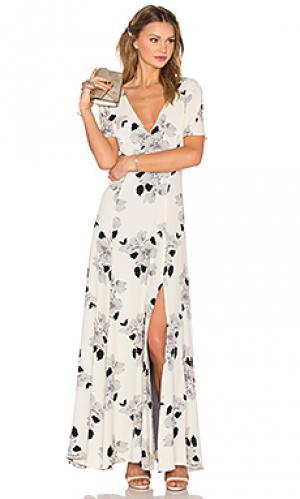 Платье rebecca Privacy Please. Цвет: ivory