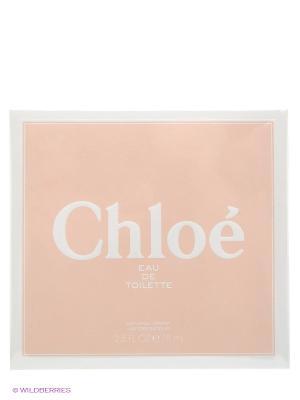 Туалетная вода Chloe Signature Edt 75 мл. Цвет: прозрачный