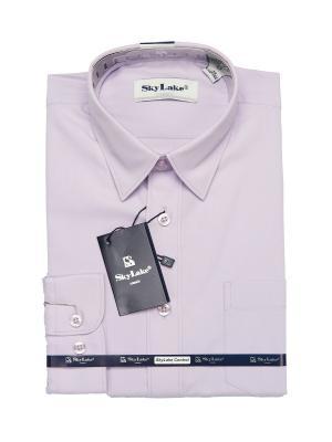 Рубашка Sky Lake. Цвет: сиреневый, лиловый