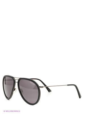 Солнцезащитные очки RY 501 01 Replay. Цвет: черный