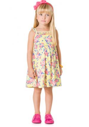 Платье KYLY. Цвет: желтый (желтый)