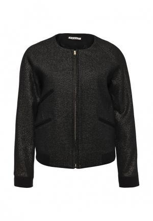Куртка Kookai. Цвет: черный
