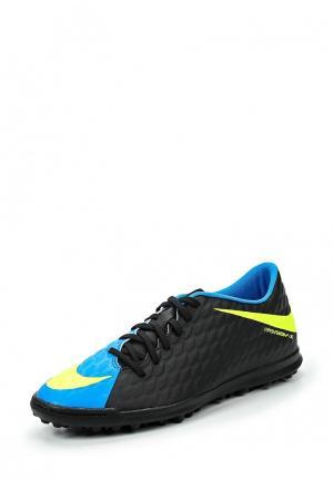 Шиповки Nike. Цвет: голубой