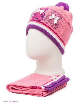 Комплект Maxval. Цвет: розовый, фиолетовый