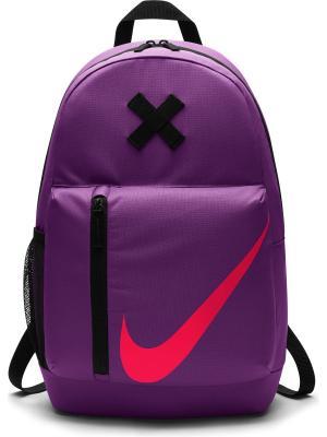 Рюкзак Y NK ELMNTL BKPK Nike. Цвет: фиолетовый