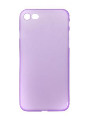 Чехол крышка для iphone 7 slim IQ Format. Цвет: синий