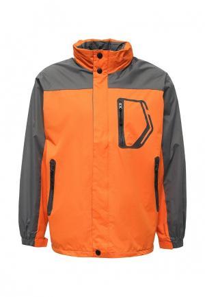 Куртка утепленная B.Men. Цвет: оранжевый